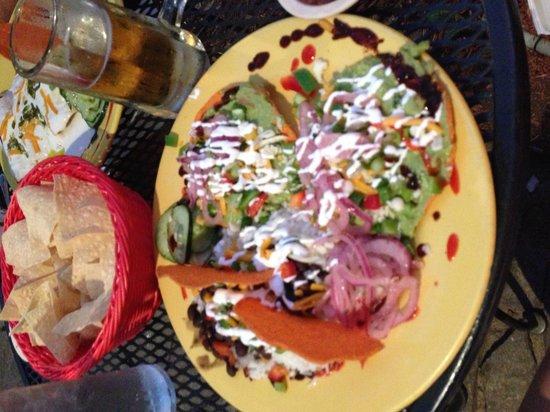 Rolando's Restaurante: Guacatostadas