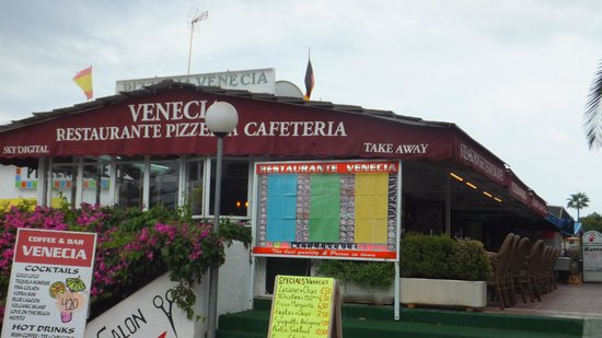 Venicia Restaurant and Take away