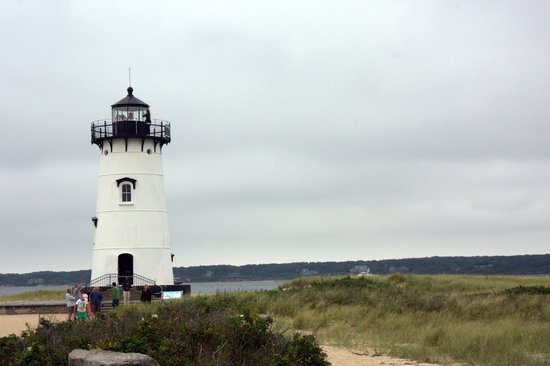 SeaCoast Inn : Edgartown Harbor Light, Martha's Vineyard