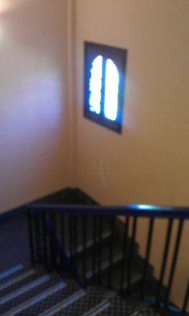 Hotel Eden Nord: Stairwell