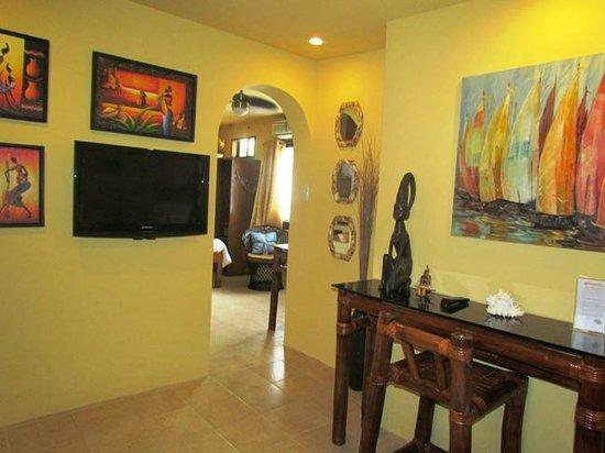 Palm Breeze Villa Boracay Hotel: Jasmine Suite 1 bedroom apt