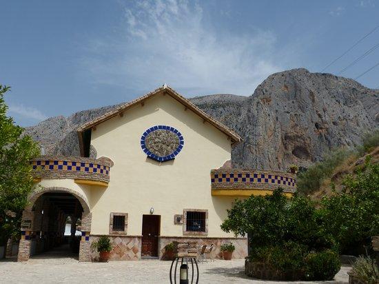 Complejo Turistico Rural La Garganta : La Garganta, El Chorro-1