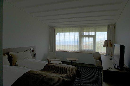 Hotel Foroyar: Room