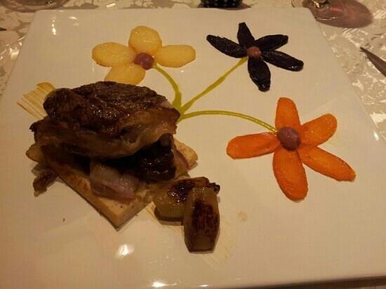 Ristorante enoteca Porca L'Oca s.r.l. : il quasi filetto di angus scozzese