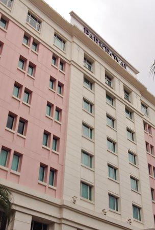 PARKROYAL Yangon: ホテルの外観