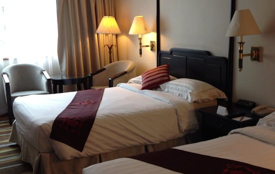 PARKROYAL Yangon: ホテルの部屋