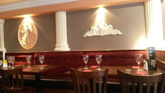 Mediterranean Restaurant Decor : Good value picture of roma mediterranean restaurant