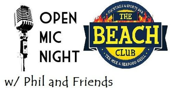 The Beach Club : One of many events at
