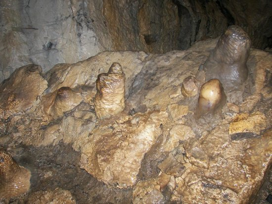 Treak Cliff Cavern: the view from Treak Cavern Derby