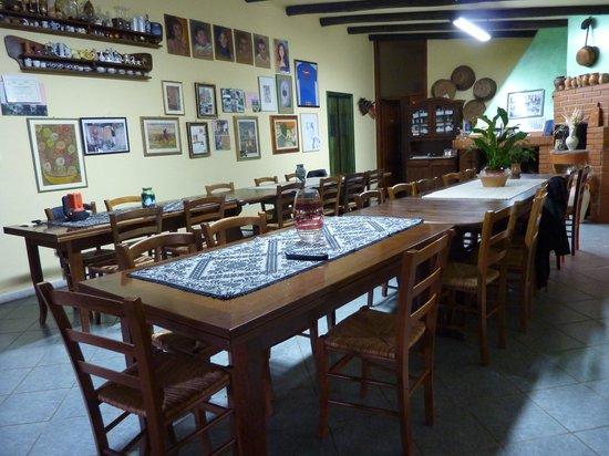 Agriturismo Su Barraccu: sala
