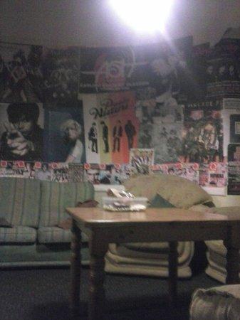 Homefield Rock Hostel: disculpad la calidad de las fotos (movil)