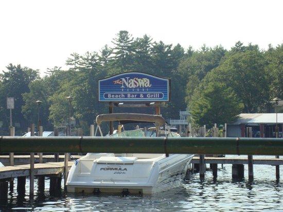 The Naswa Resort: Docks