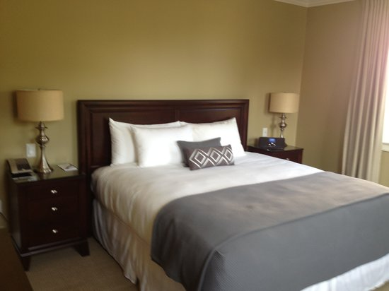 124 on Queen Hotel and Spa : The new courtyard deluxe room