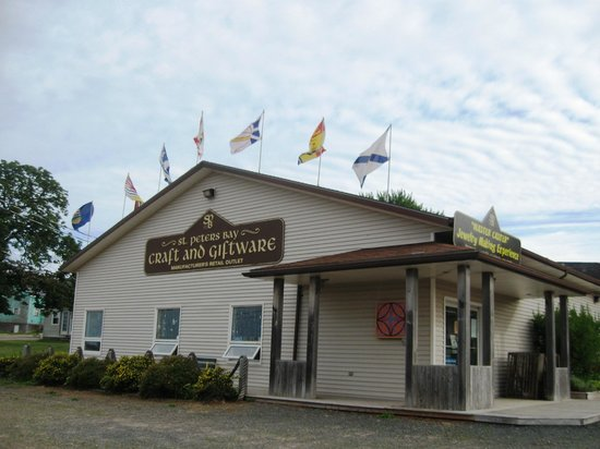 Saint Peters Bay, Kanada: St. Peters Bay Craft & Giftware