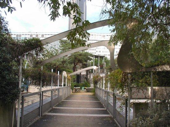 Jardin Atlantique de Paris