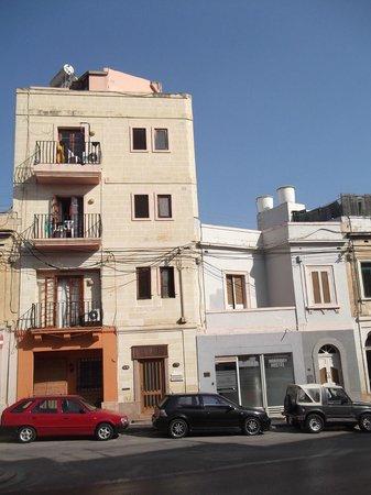 Balco Harmony Hostel: The hotel itself