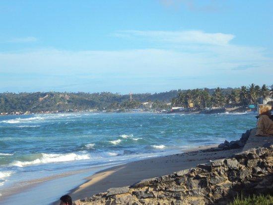 Enseada dos Corais Beach: Praia de Enseada dos Corais 2