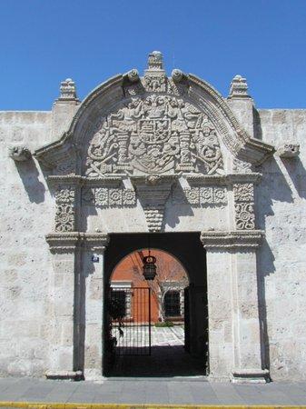 Los Tambos: Casa del Moral