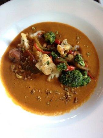 Grove : Harira - chick pea soup
