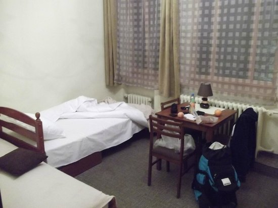 Hostel Lux: The room