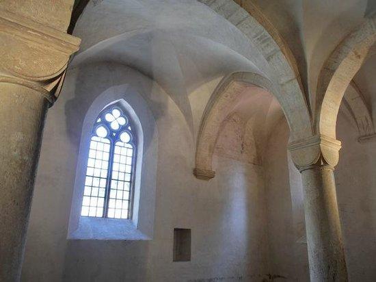 Alte Hofhaltung: Katharinenkapelle