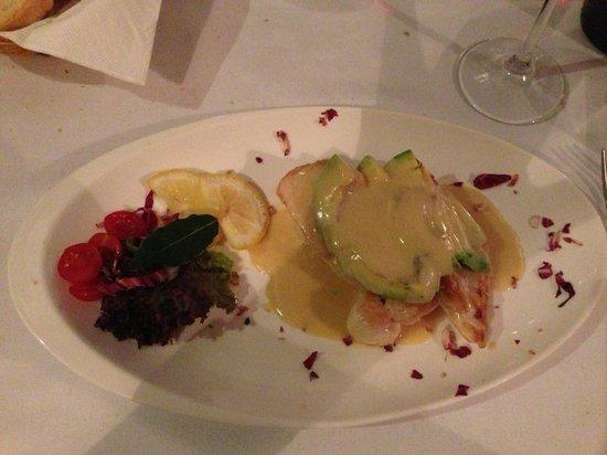 Chicken with avocado truffle sauce picture of la - La cucina del garga ...