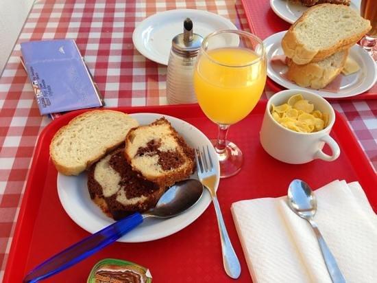 Hotel Dilino: colazione