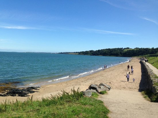 Crawfordsburn Country Park: August at the beach