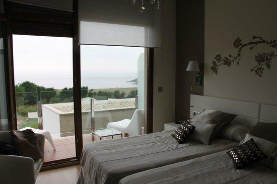 Hotel Mar da Ardora: maravillosa vista