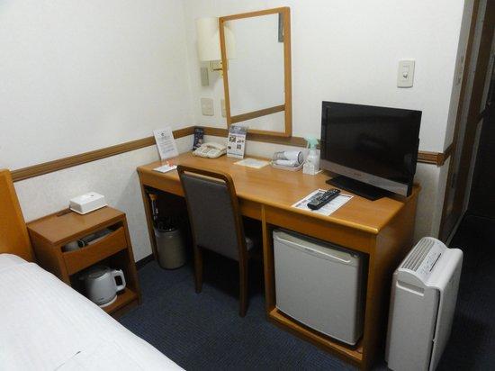 Hokke Inn Tokyo Nihonbashi: 部屋2