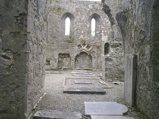 Athenry Castle: Priory
