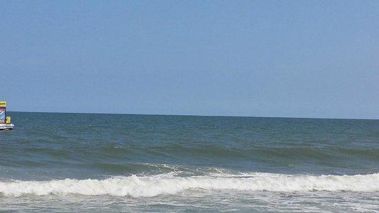 Holiday Inn Ocean City: Beach