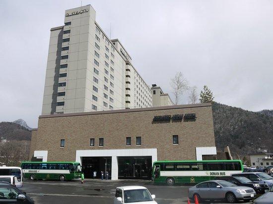 Jozankei View Hotel: 定山渓ビューホテル