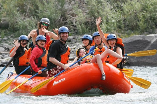 Paradise Adventure Company : Rafting with Paradise