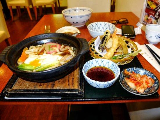 Dream Mall: Japan restaurant im B1 / Food Court & Gourmet  Menü