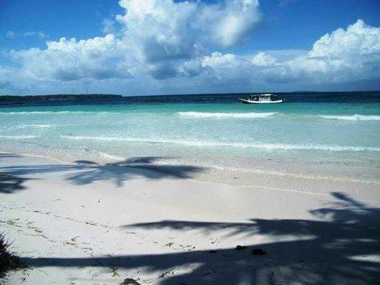 Mangga Lodge: Nice place to relax, enjoy the beach