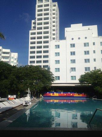 Shore Club South Beach Hotel: Pool