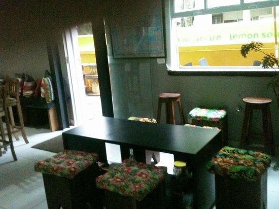 Lemon Spirit Hostel: Área de Refeição2 Térreo