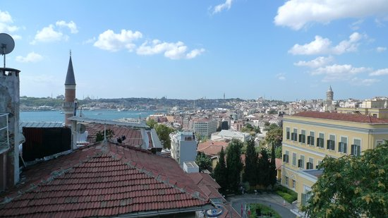 Witt Istanbul Suites: View in the morning