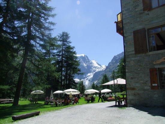 Grand Hotel Kurhaus : O lugar é lindo demais !!! Que curte natureza vai amar este lugar !