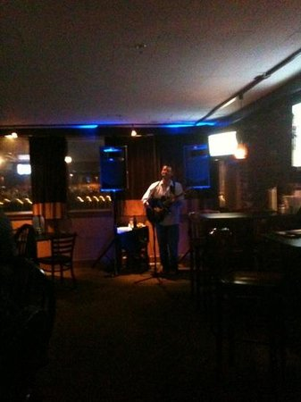 The Mill: Live music, and good food...