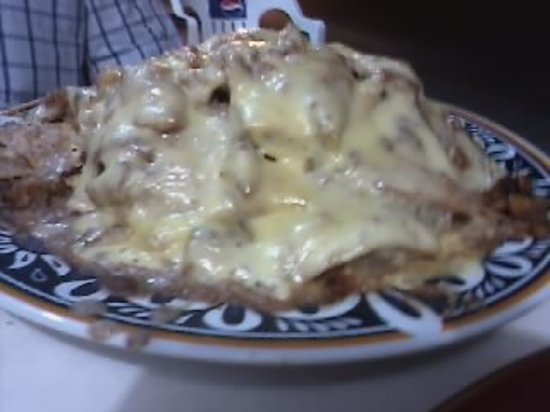 Bufalo: Mega nachos!