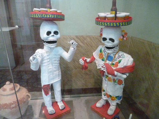 Museo de Arte Popular : muertitos