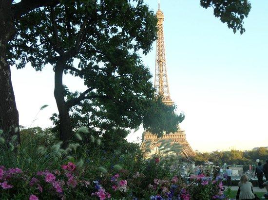 Trocadero: Eiffel Tower Day