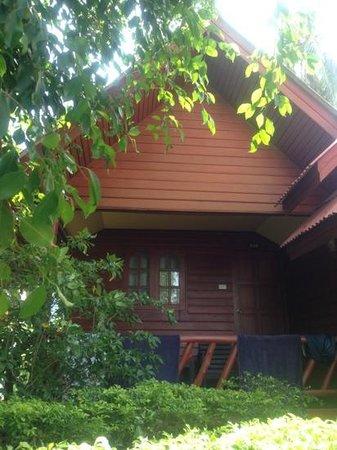 Morning Star Resort: superior bungalow