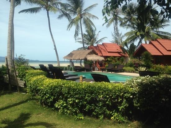Morning Star Resort: balcony view