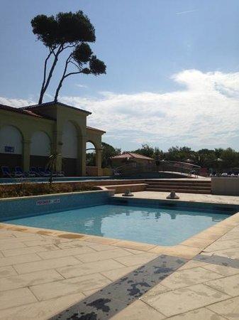 Belambra Clubs - Riviera Beach Club : piscine Riviera beach