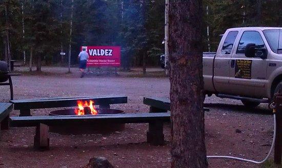 Sourdough Campground : live music