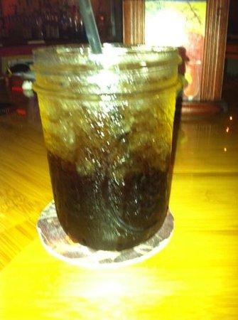 Tipsy Turtle : captain n coke.  excellent