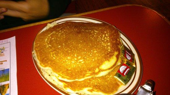 Bryce Canyon Pines: pancakes